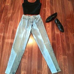 Vintage 80's Guess Jeans High Rise Original